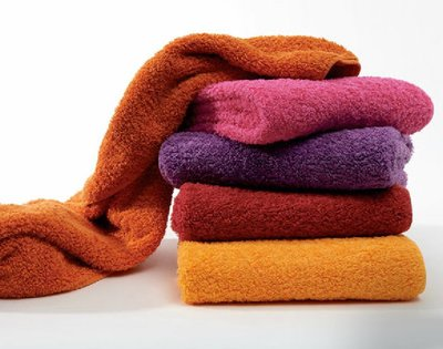 Abyss Super Pile Towels