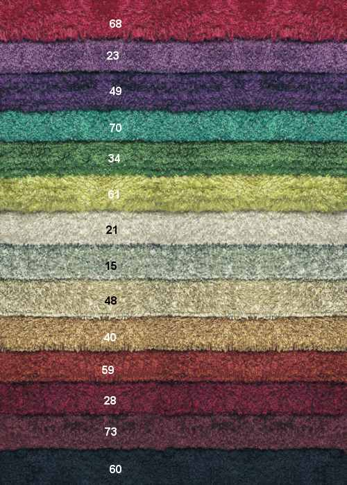 Missoni Home Rug - Wengen, 14 Colors