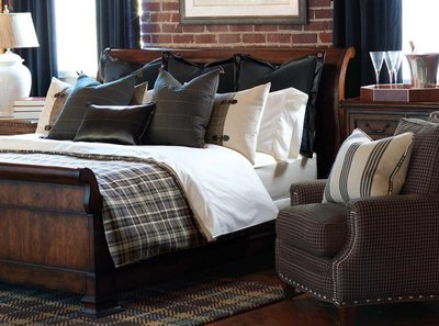 Barclay Butera Bedding - Rustic Lodge