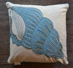 Nicole Miller Seashell Accent Pillow